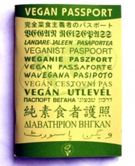 Vegan passport zomer reizen paspoort