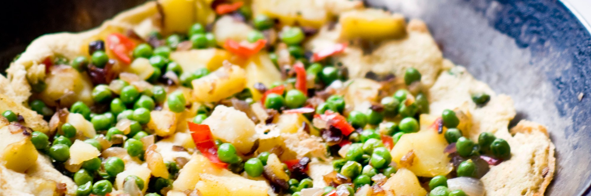 Socca - Tortilla