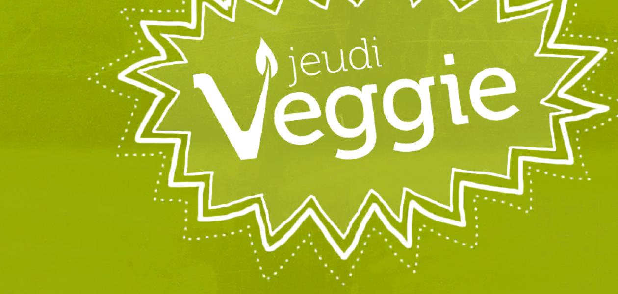 Jeudi Veggie, c'est quoi?