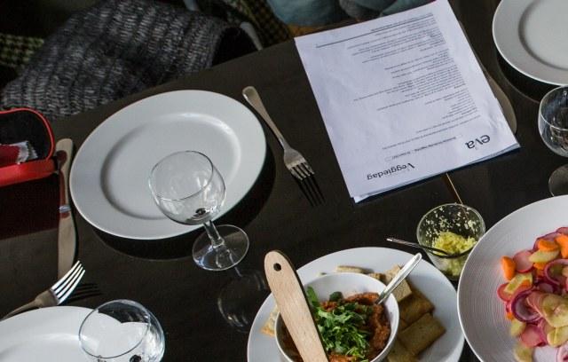 Atelier culinaire Jeudi Veggie (EVA)