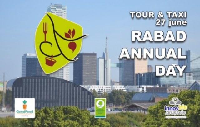 Rassemblement annuel du Réseau des Acteurs Bruxellois pour l'Alimentation Durable (RABAD)