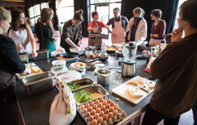 On crée ensemble une acti Veggie-anti gaspi pour la 3ème rencontre Good Food?