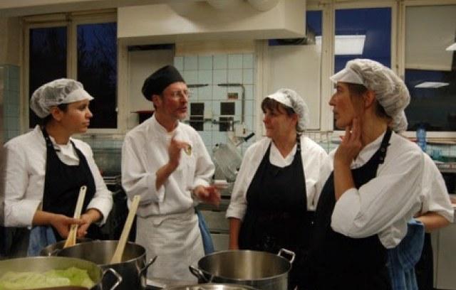 Formations en cuisine 'Cantine Good Food' pour le personnel de cuisine 2017