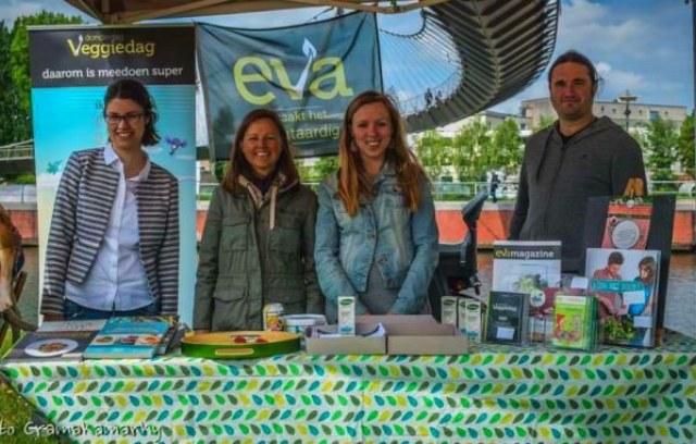 Envie d'être bénévole pour les stands EVA les 14 et 22 mars?