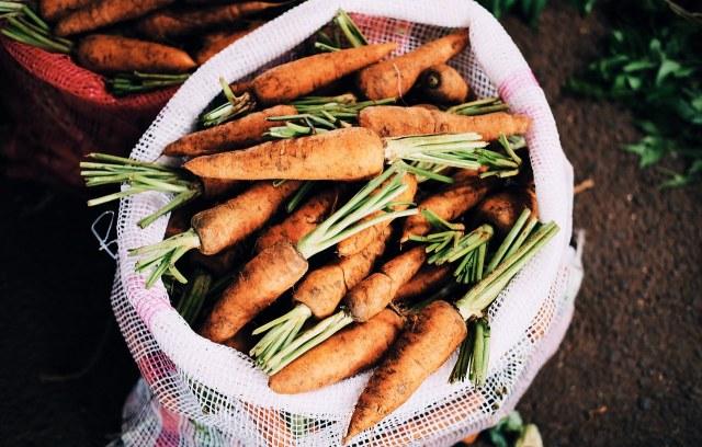 Tarte Tatin aux légumes-racines
