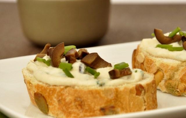 Romig tofu-cashewnotensmeersel